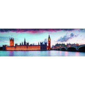 Eliassen Glas schilderij 45x140cm Londen