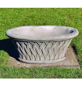 Dragonstone Pot Oval Basket
