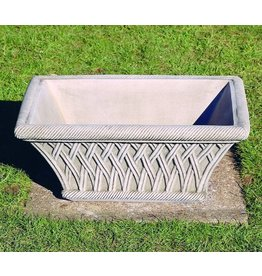 Dragonstone Pot rectangular basket