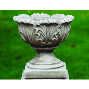 Dragonstone Flowerpot Small Acanthus