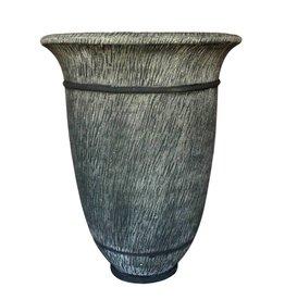 Eliassen Garden vase lava stone 0005