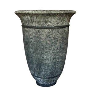 Eliassen Garden Vase lava rock