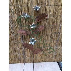 Eliassen 4-Blumenblumenzweig ausschließlich