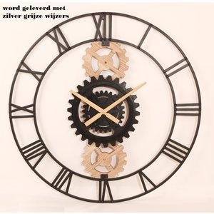 Eliassen Wall clock large Bizz 80 cm