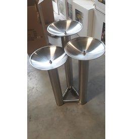 Eliassen Water column set Stainless steel Corto 70 cm