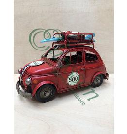 Miniatuur model Fiat 500