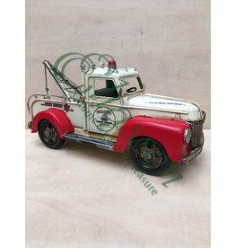 Miniaturmodell Abschleppwagen