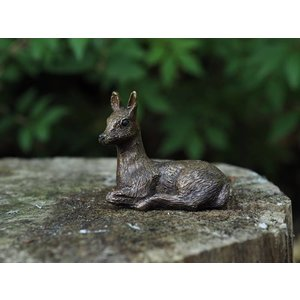 Eliassen Bronzen beeldje kleine hert