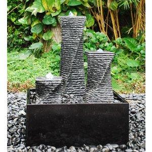 Eliassen Terrassenbrunnen-Granit New Jersey