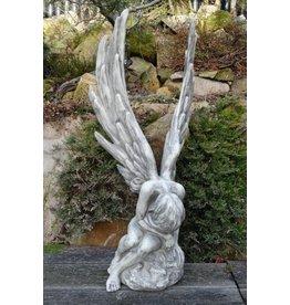 Eliassen Garden statue angel Athens