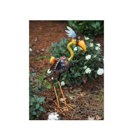 Eliassen Metal bird fantasy
