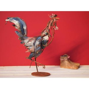 Eliassen Figure rooster fantasy