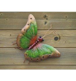 Eliassen Schmetterling 38cm Metall grün