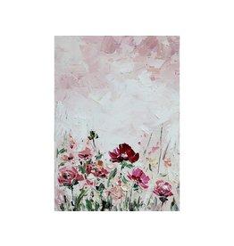 Eliassen Oil painting Wild Flowers 50x70cm