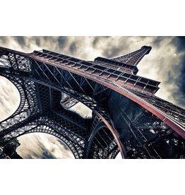 Eliassen Glasmalerei 80x120cm Eiffel