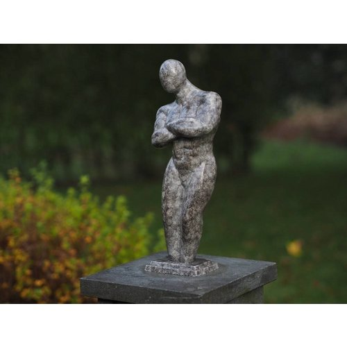Eliassen Image man Vincent bronze