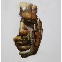 Wanddekoration 3D Denker