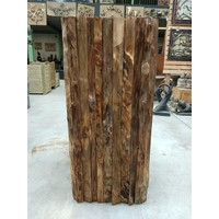 Base Woddy Wood 45x45x100cm
