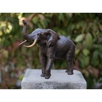 Bronze sculpture Elephant 37 cm