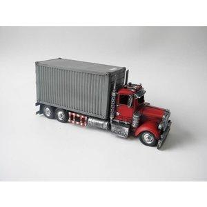 Eliassen Miniaturmodell kann Container
