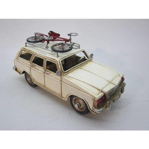 Eliassen Miniature model can Stationcar