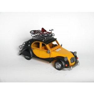 Eliassen Miniature model tin Citroen 2CV duck