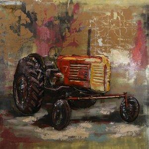 Eliassen 3D Malertraktor 100x100cm -