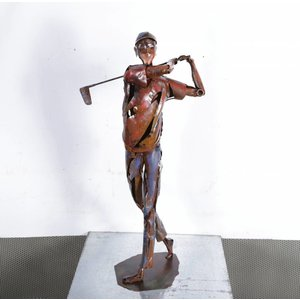 Eliassen Metal image Golfer 1