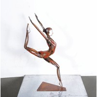 Beeld metaal Ballerina