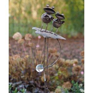 Eliassen Garden cutter frogs balance