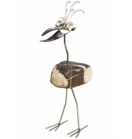 Bird stainless steel Heer Smidt