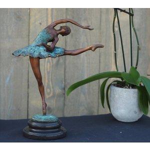 Eliassen Skulptur Bronze Ballerina 32 cm