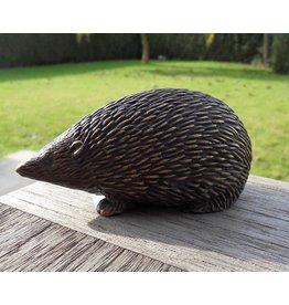 Eliassen Beeld brons kleine egel