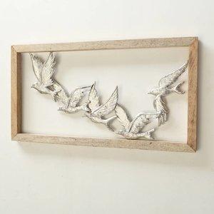 Eliassen Wall object 3d Birds