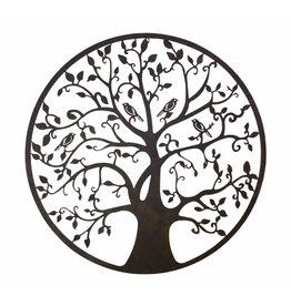 Eliassen Wanddeko um Lebensbaum 95 cm
