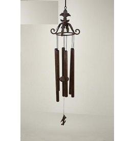 Eliassen Windspiel Bronze 70 cm Deko