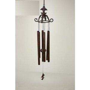Eliassen Wind chimes bronze 70 cm deco