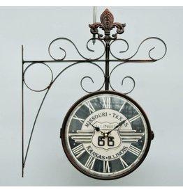 Eliassen Wall clock Station clock Brighton
