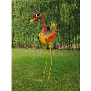 Metal bird Bea
