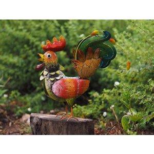 Metal Funny Chicken