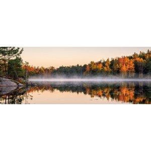Eliassen Malglas 60x160cm Morgennebel