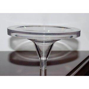 Eliassen Schotel voor draaiende glasbol 15cm zonder leds