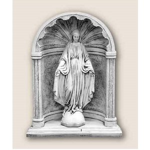Maria in chapel
