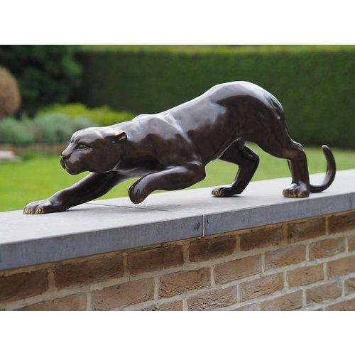 Eliassen Bronzen beeld Luipaard