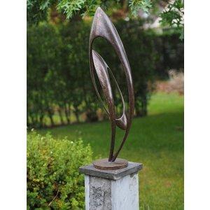 Eliassen Bronze sculpture Endless