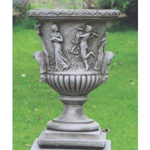 Garten Vase Italienisch kleiner Stein Drachen