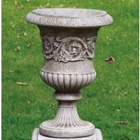 Garten Vase Calmore Drachen Stein