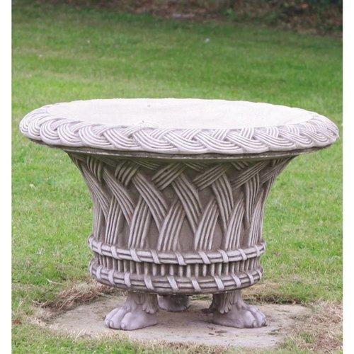 Dragonstone Garten Vase Tudor Drachen Stein