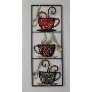 Wanddekoration Kaffee 2