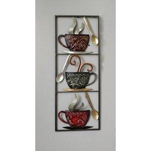 Wanddekoration Kaffee 3